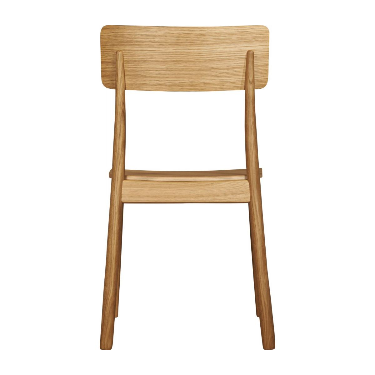 Oak chair n°5