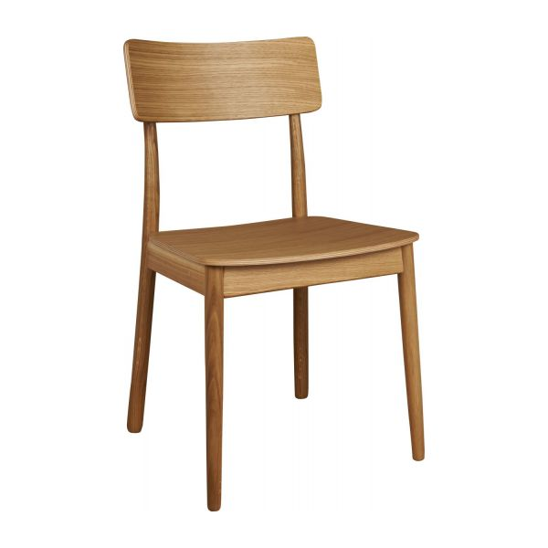 Ordinaire Oak Chair N°1