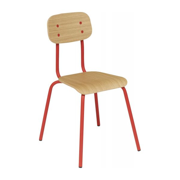 hester meubles pour enfants rouge bois habitat. Black Bedroom Furniture Sets. Home Design Ideas