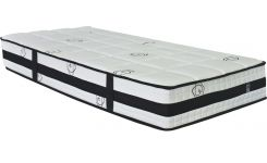 90x200 cm roll-compressed memory foam mattress