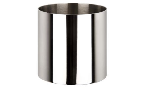 Tumbler in stainless steel