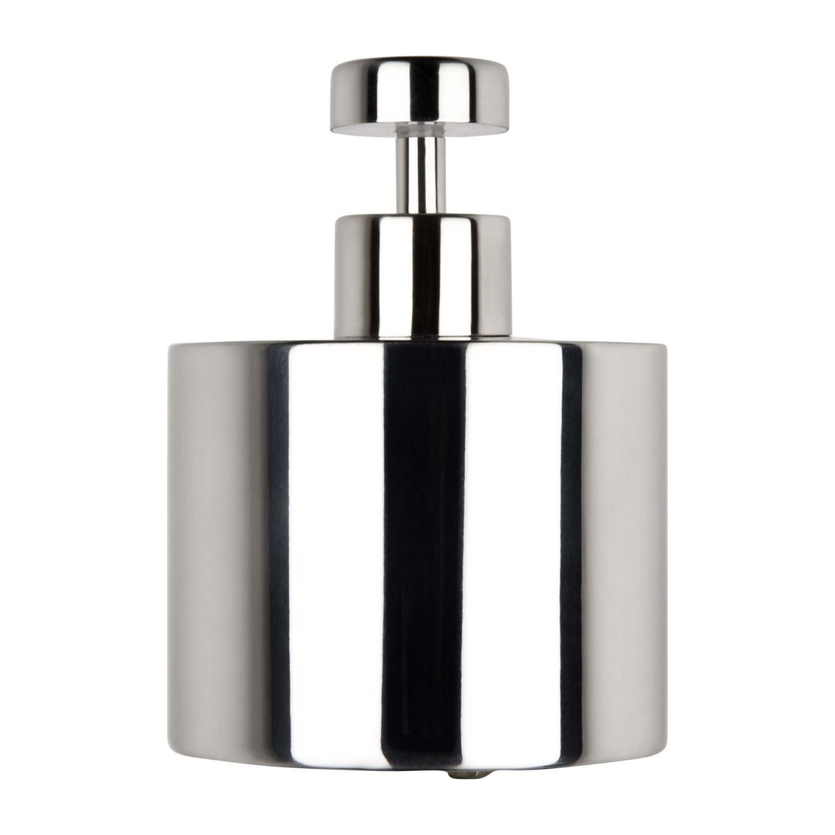 Soap dispenser in stainless steel n°5