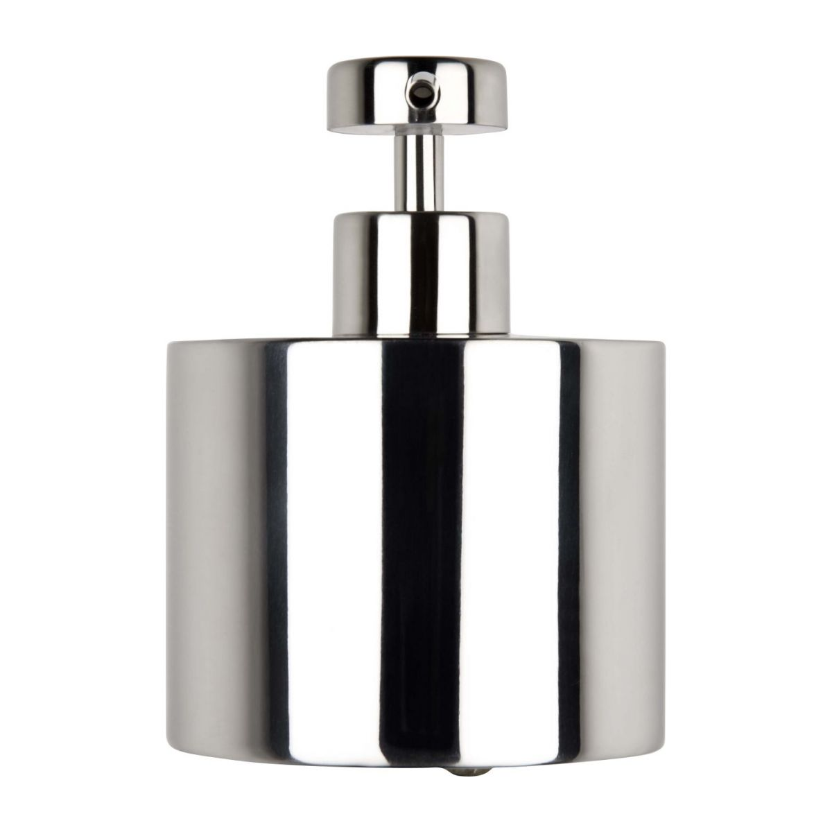 Soap dispenser in stainless steel n°4