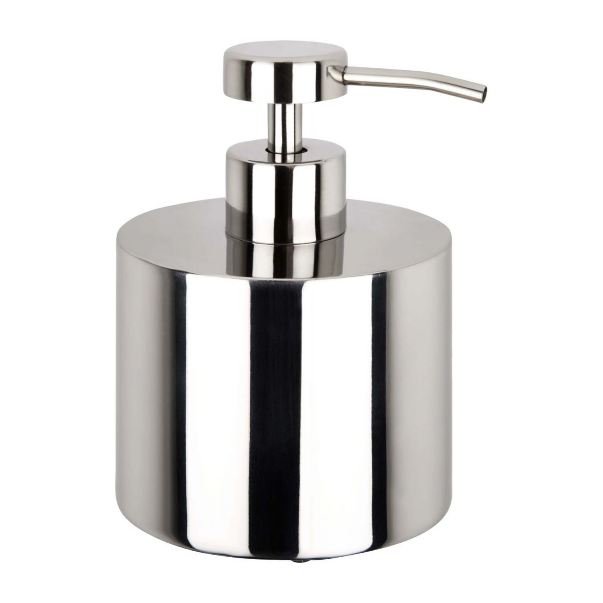 Soap dispenser in stainless steel n°2