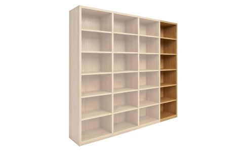 Bookcase extensionBookcase extension