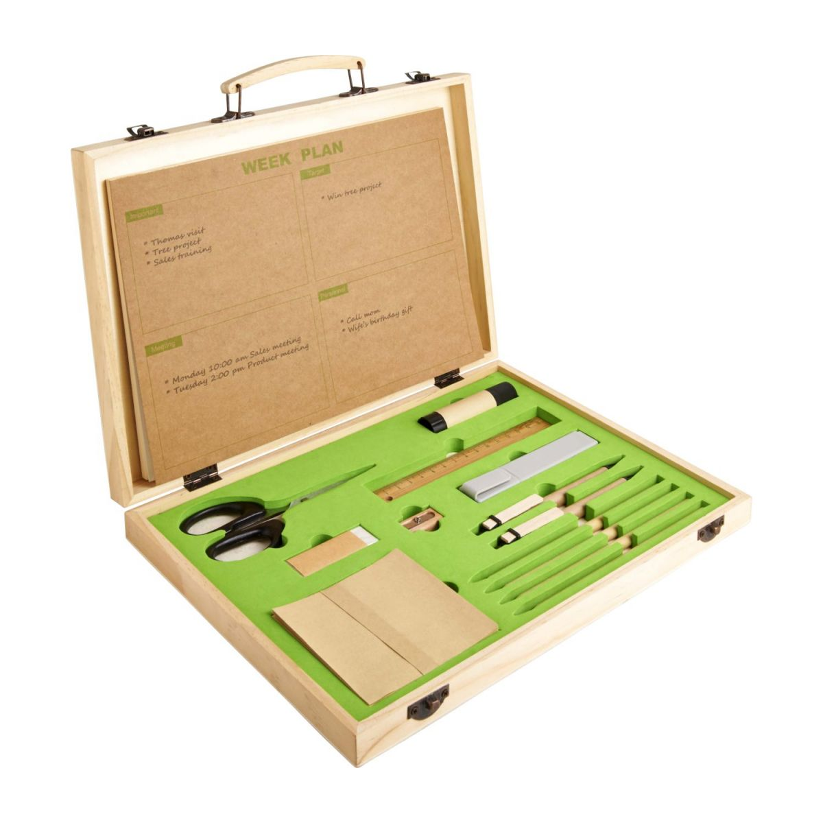 Stationery box (14 pieces) n°1