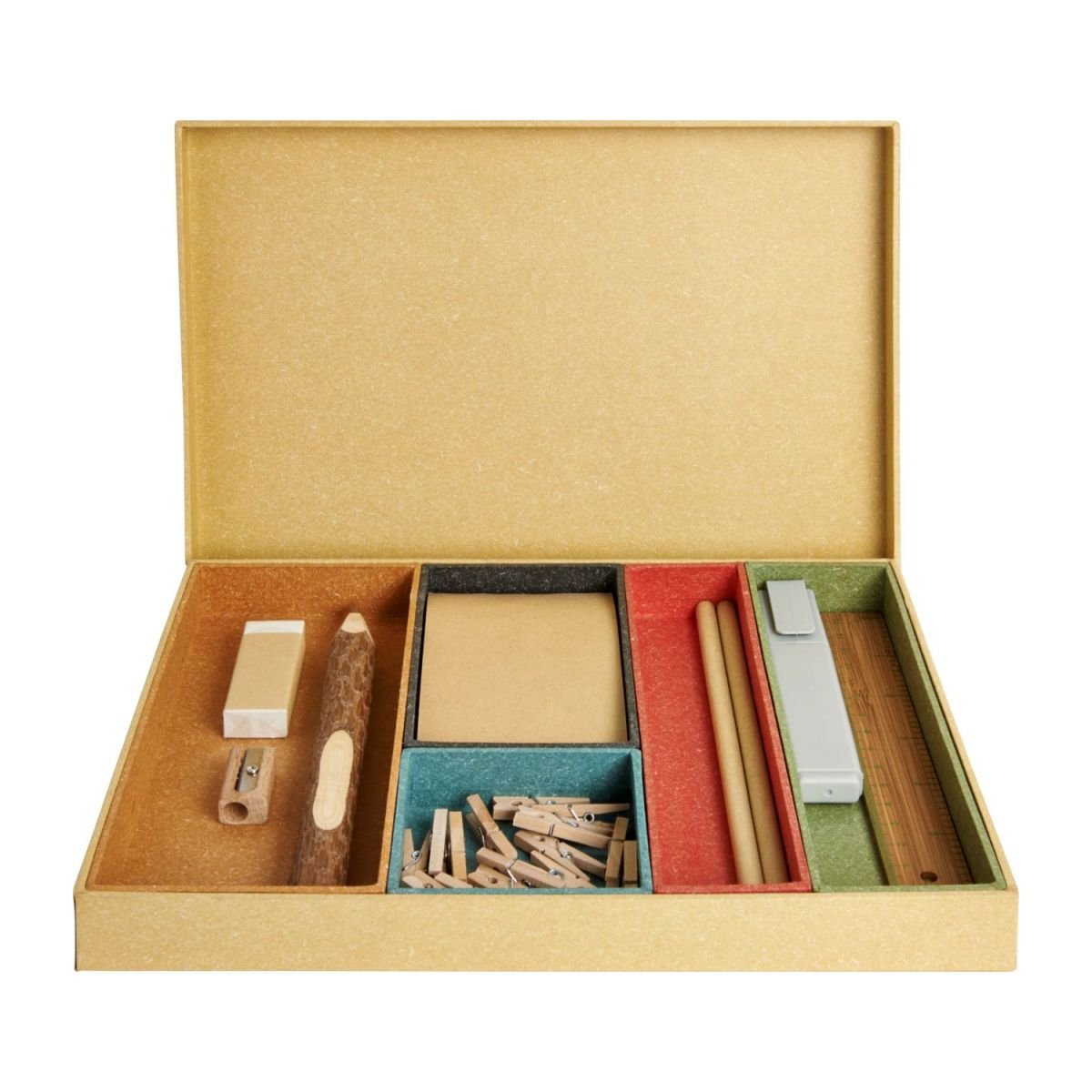 Stationery box (10 pieces) n°3