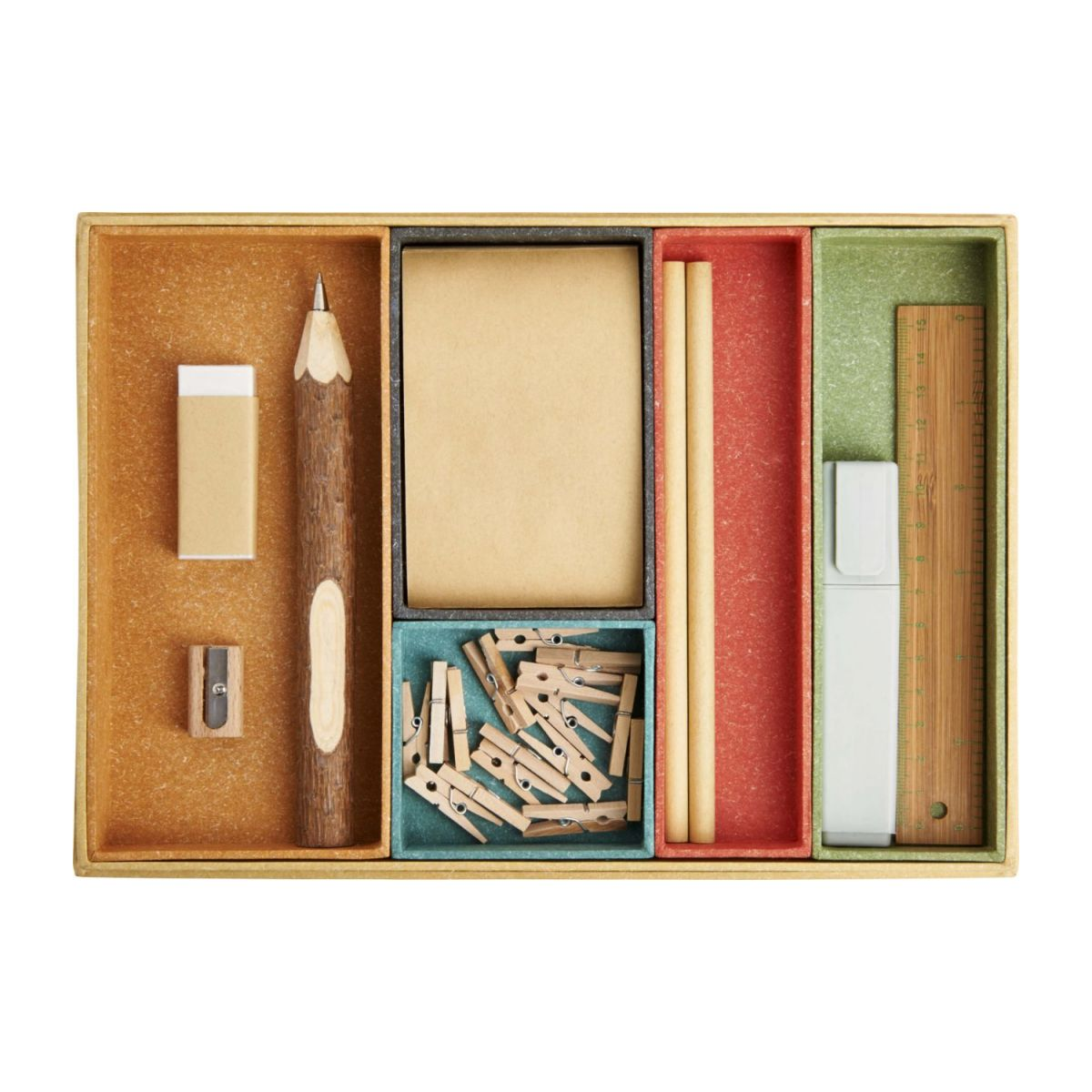 Stationery box (10 pieces) n°4