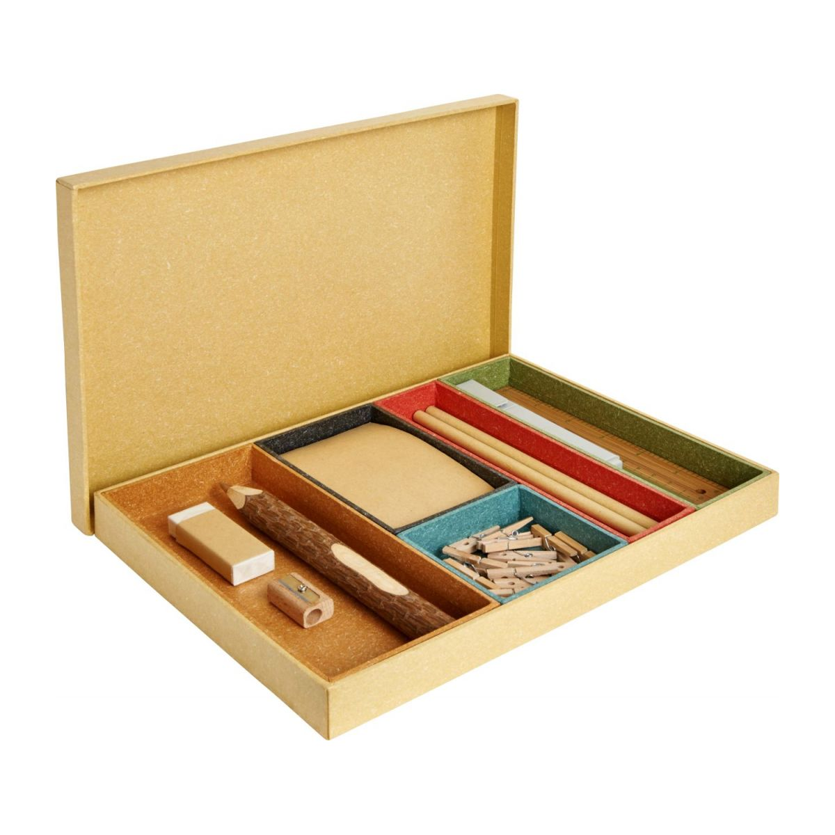 Stationery box (10 pieces) n°1