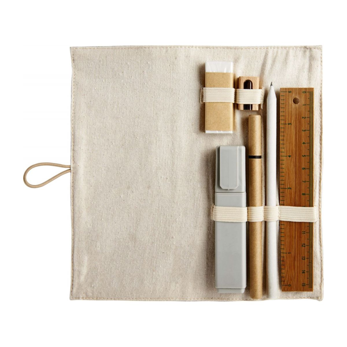 Stationery wallet (6 pieces) n°3