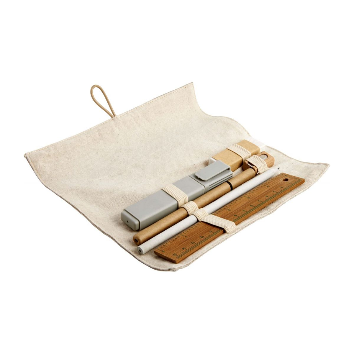 Stationery wallet (6 pieces) n°1