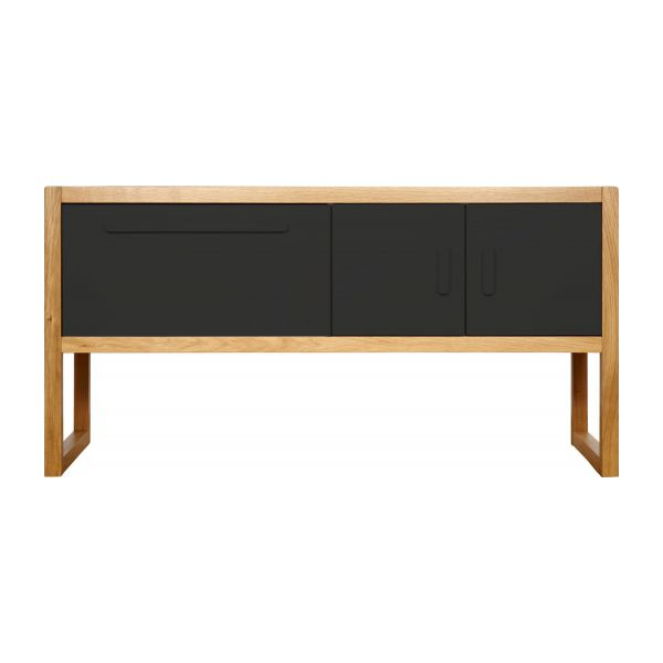 sml niedriges sideboard habitat. Black Bedroom Furniture Sets. Home Design Ideas