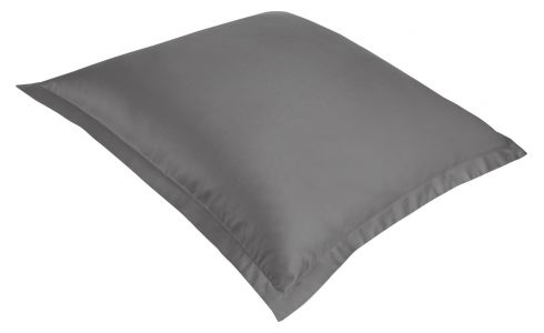 Pillowcase 65 x 65 cm, grey
