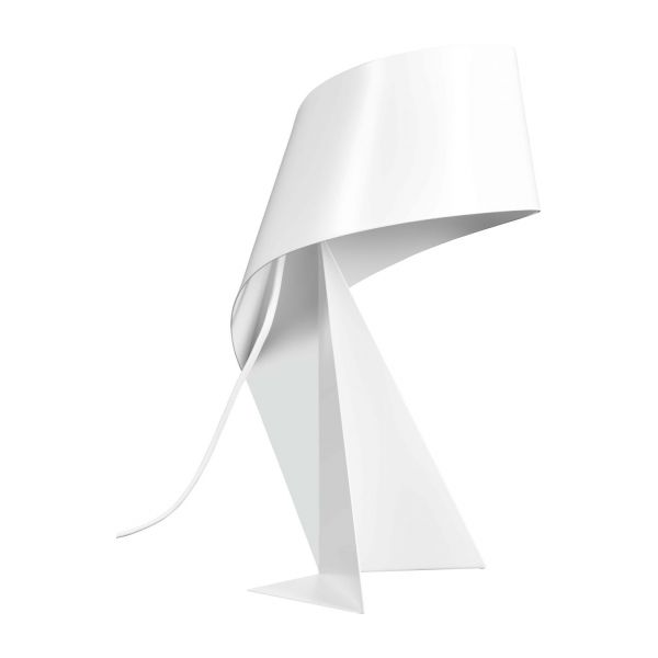 Ribbon small white table lamp habitat small white table lamp n1 aloadofball Gallery