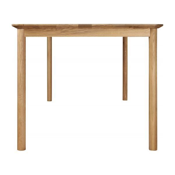 Callahan table de salle manger habitat for Table salle manger habitat