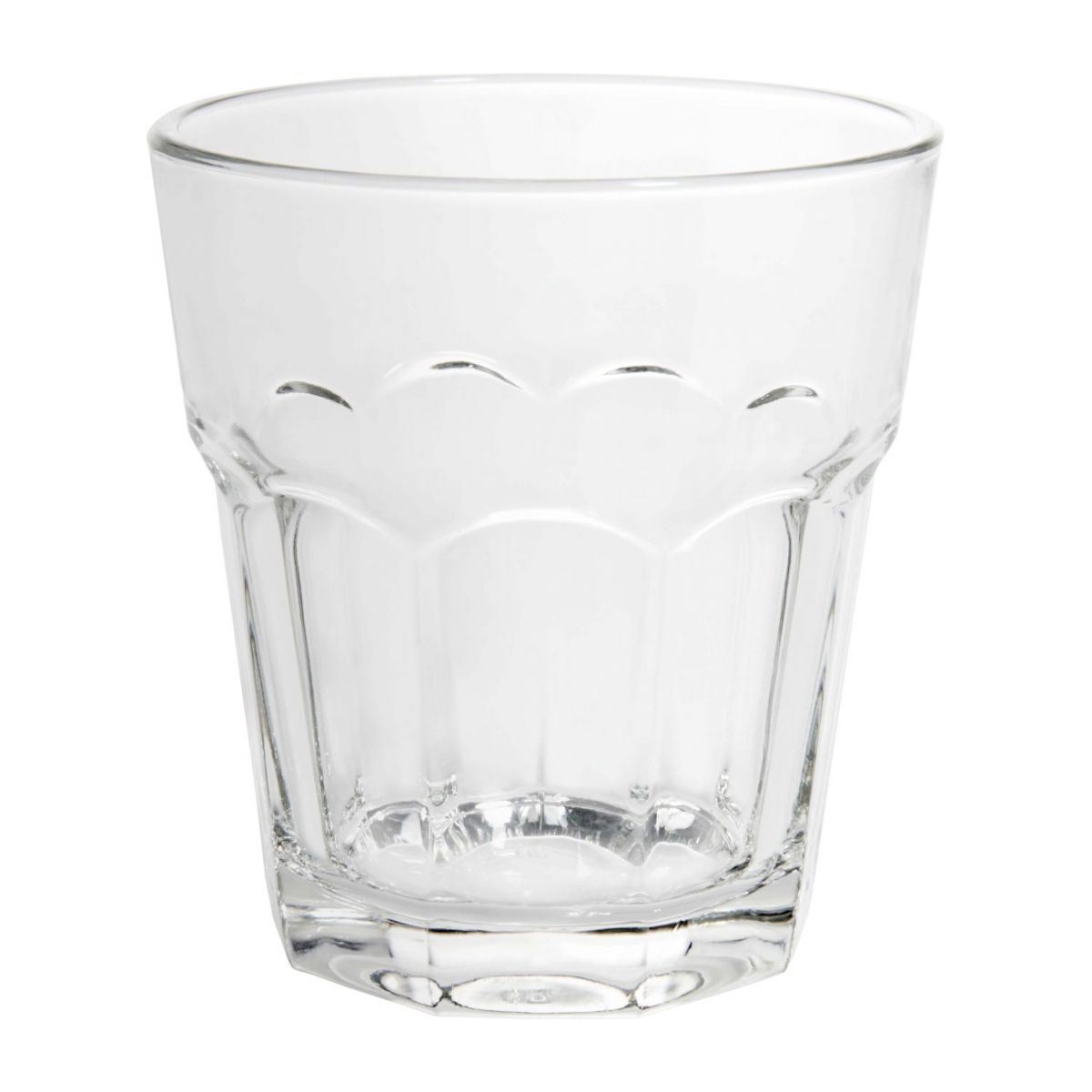 Verre transparent n°1
