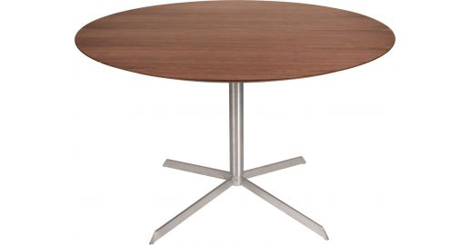 Exclusive Exclusive Dining Table Walnu Habitat