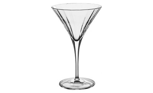 Verre à martini - 18,5 cm - Transparent