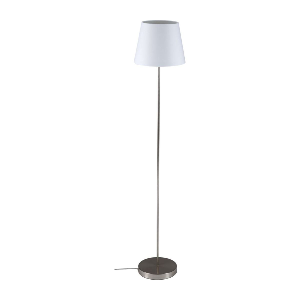 Brushed lamp stand n°2
