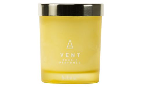Vent small scented candle