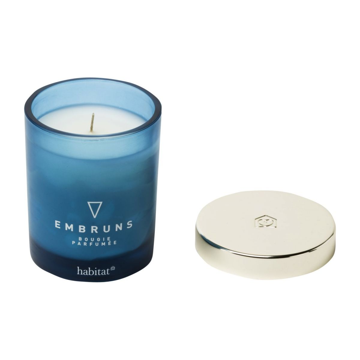 Embruns small scented candle  n°2