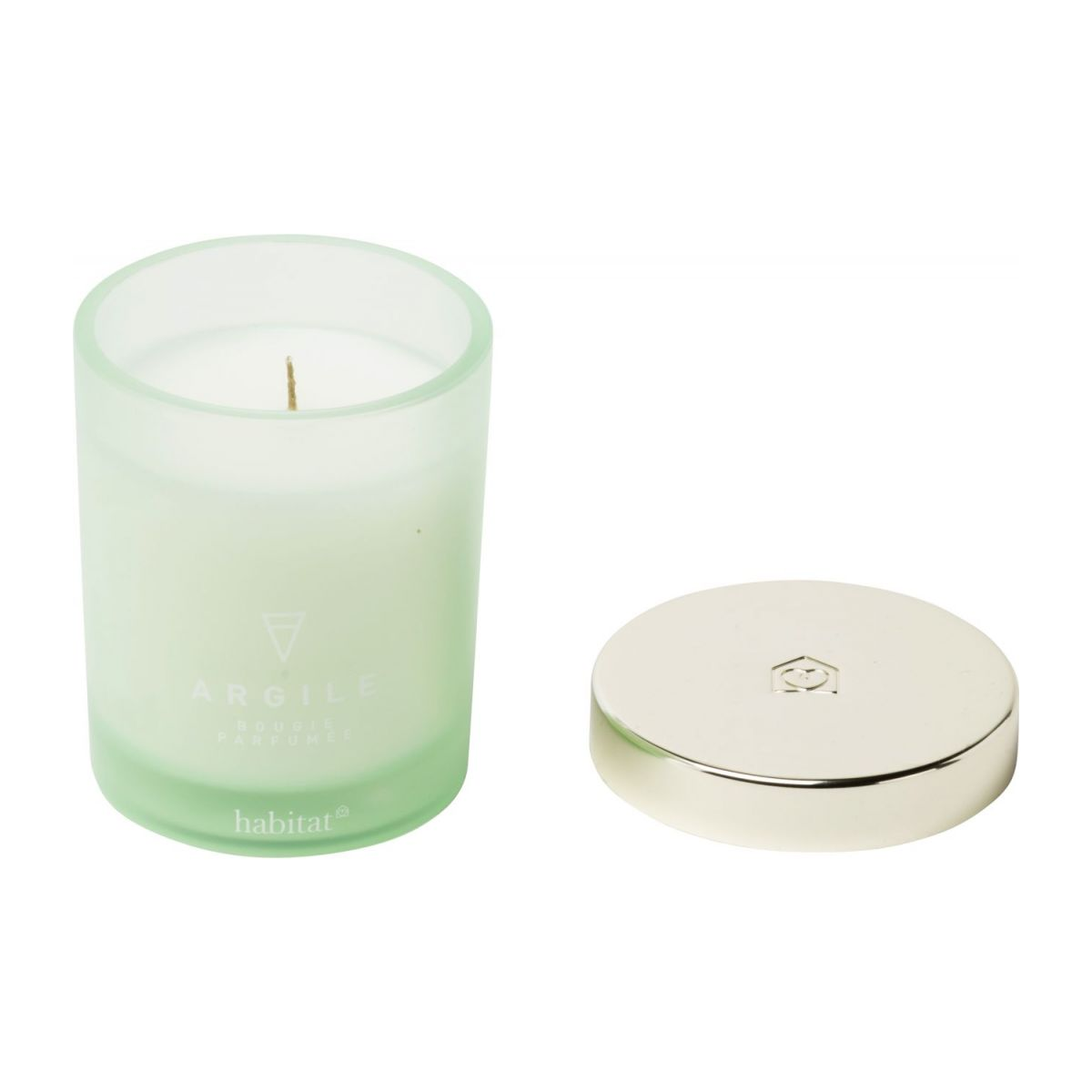 Argile small scented candle  n°2
