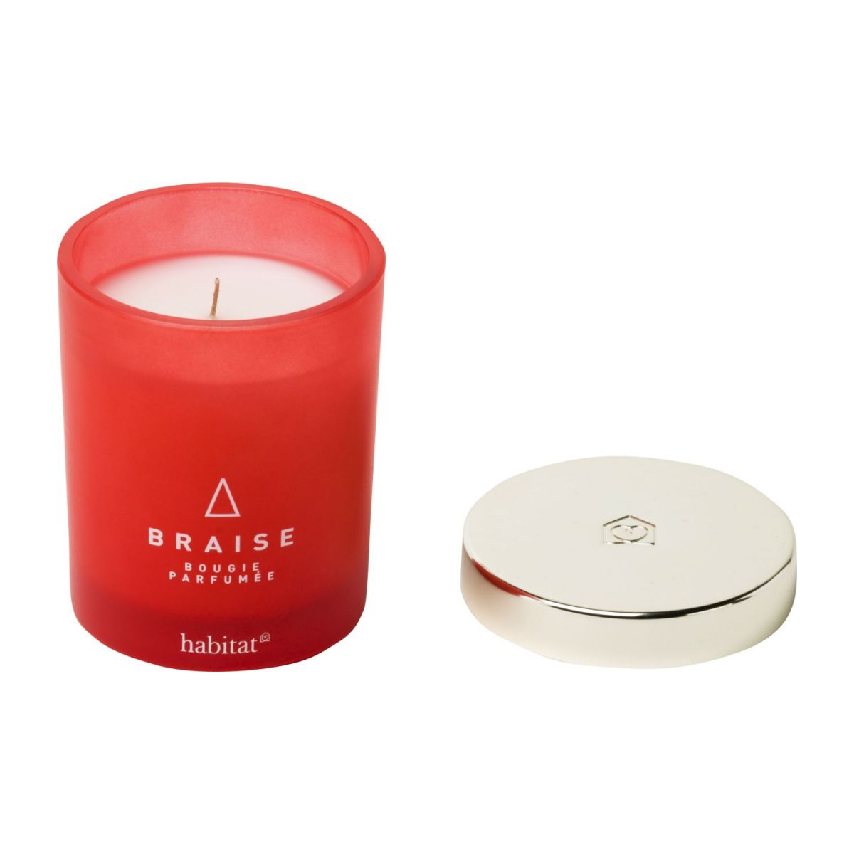 Braise small scented candle  n°2
