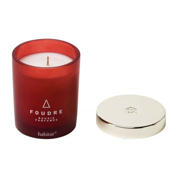 Foudre small scented candle  n°2