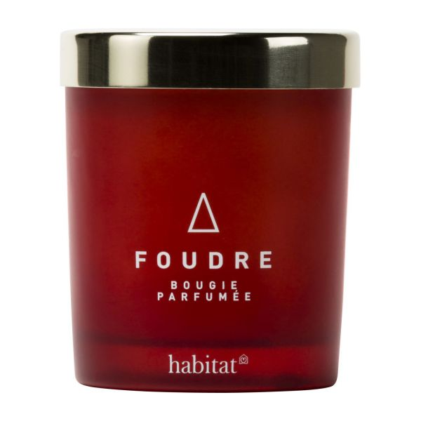 Foudre small scented candle  n°1