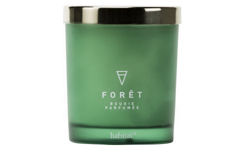 Forêt medium scented candle