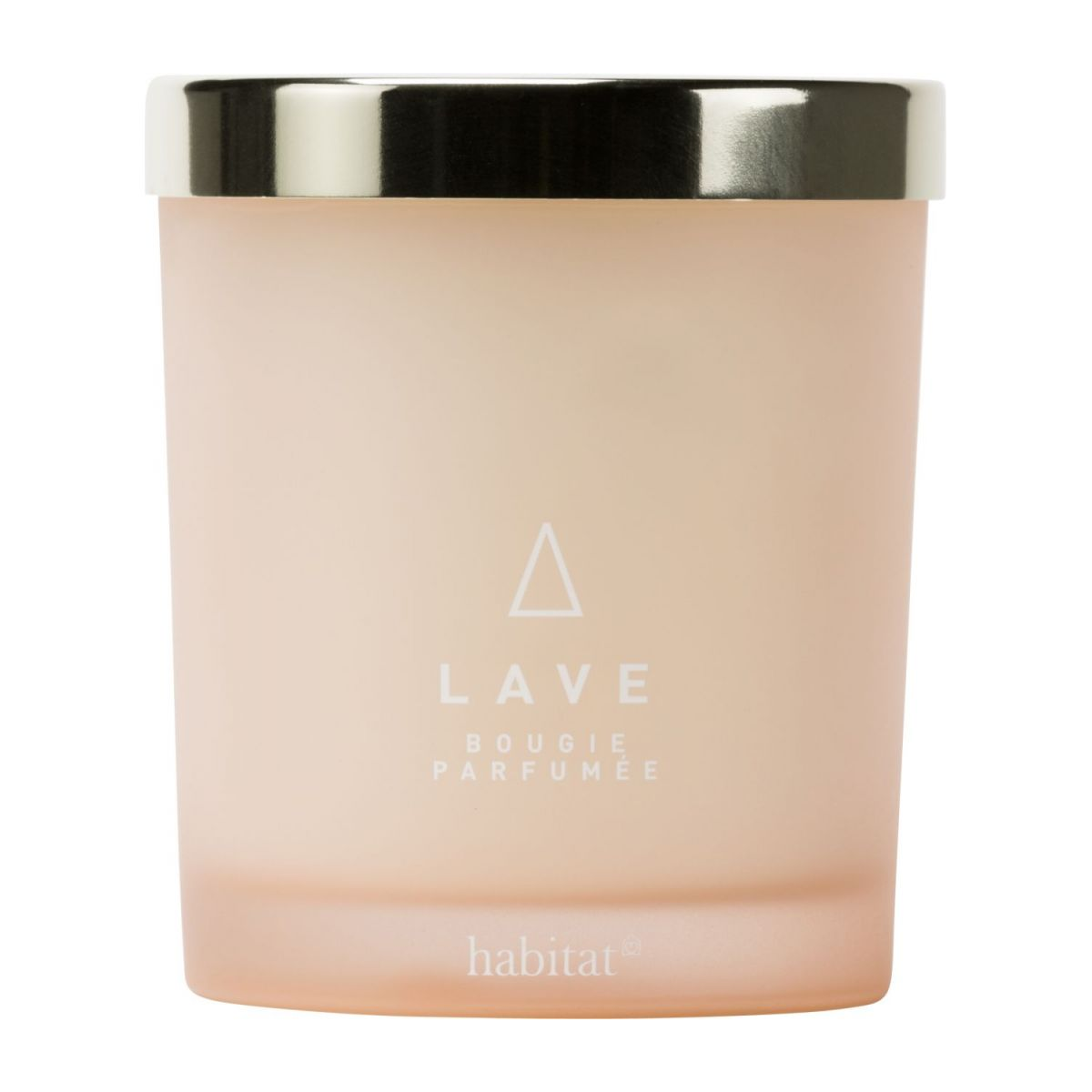 Lave medium scented candle  n°1