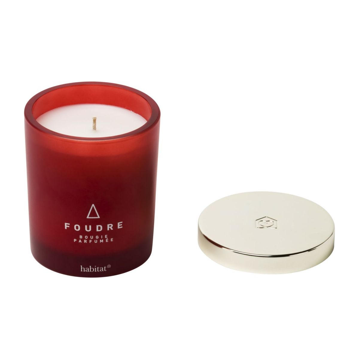 Foudre medium scented candle  n°2