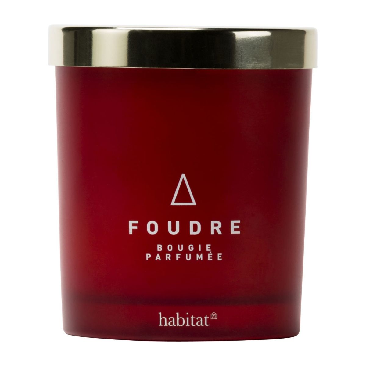 Foudre medium scented candle  n°1