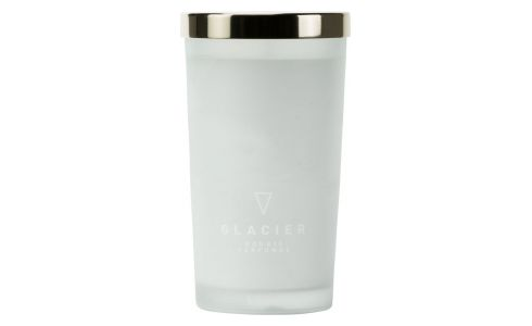 Glacier large scented candle