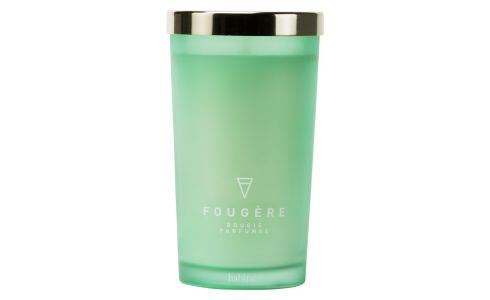 Fougère large scented candle