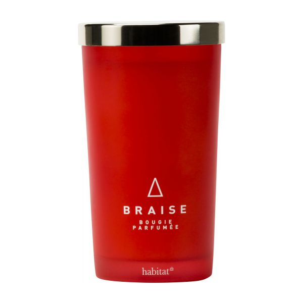 Braise large scented candle  n°1
