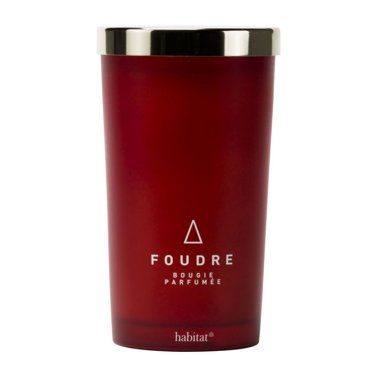 Foudre large scented candle  n°1
