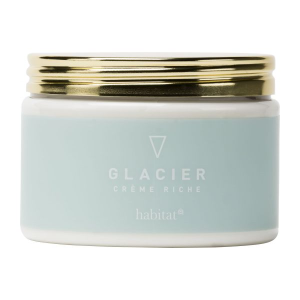 Glacier rich scented body cream, 300 g