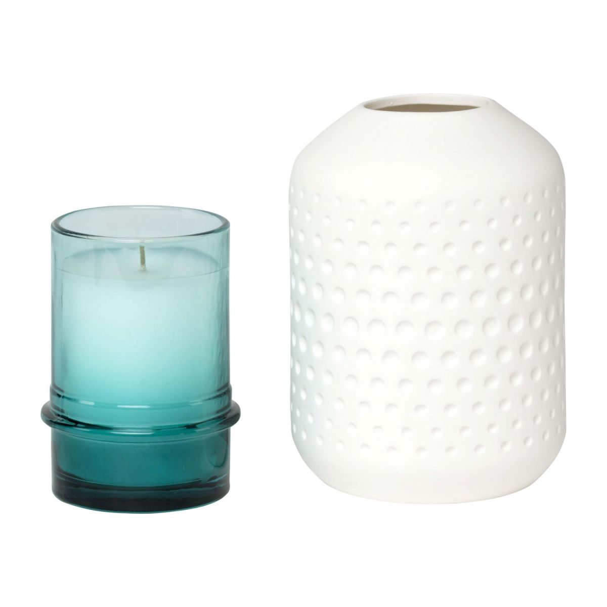 Basil scented candle gift set n°5