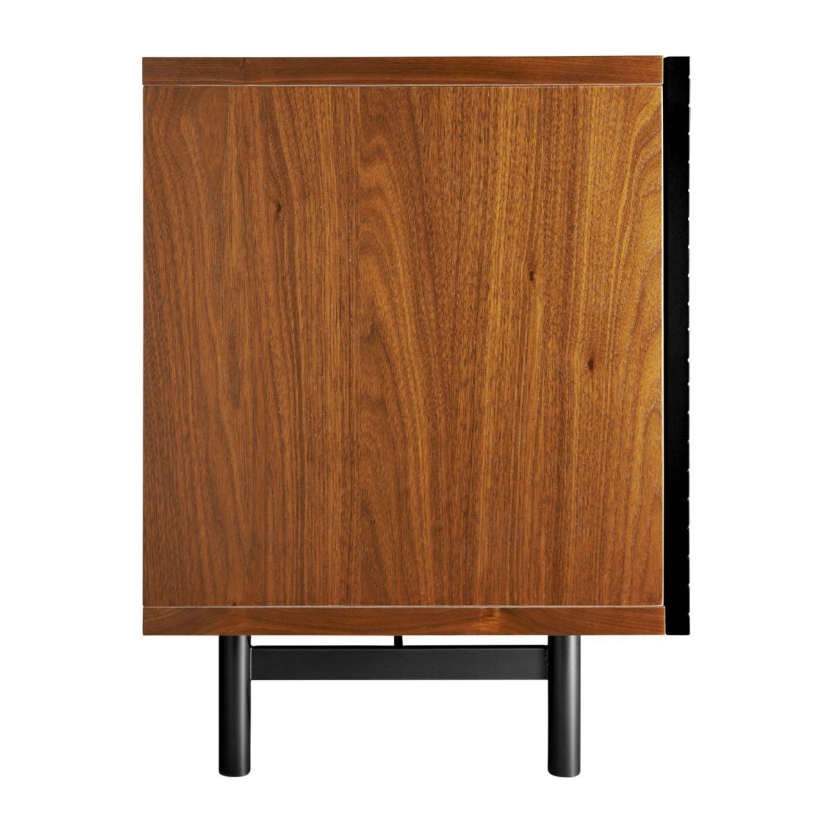 Low walnut sideboard n°6