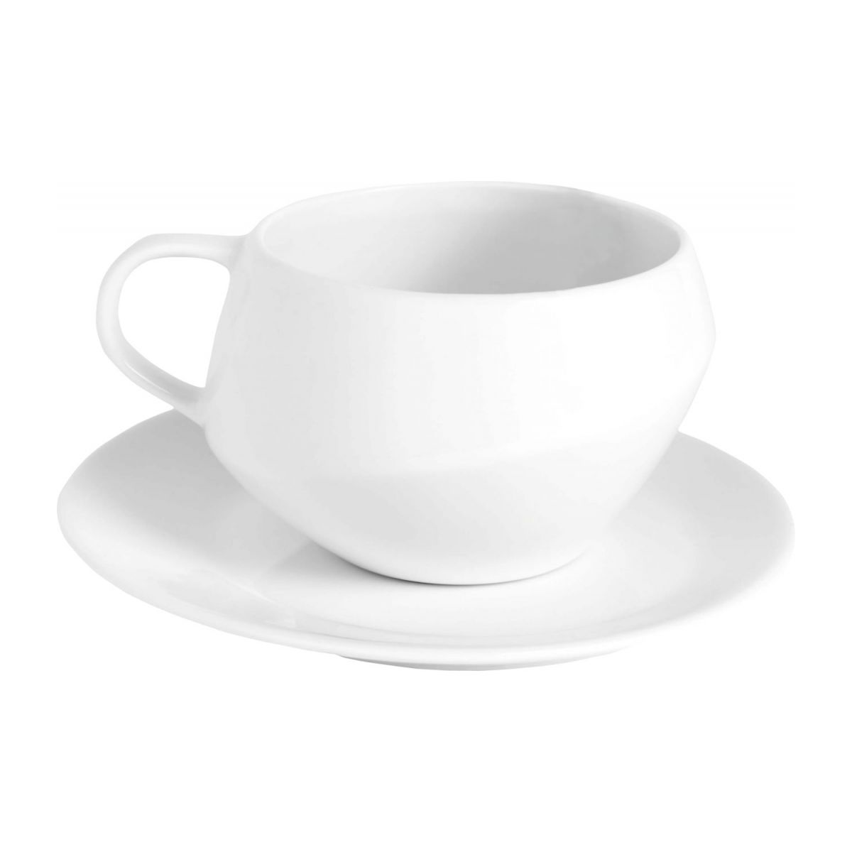 Tea cup and saucer n°4