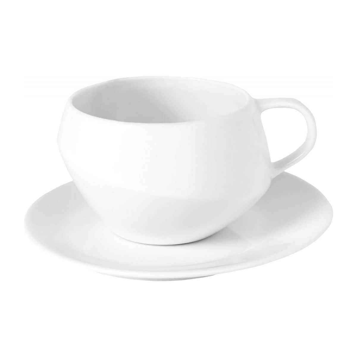 Tea cup and saucer n°1