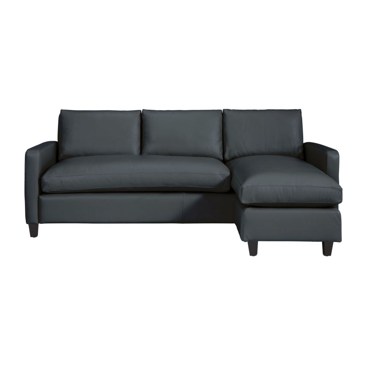 Leather corner sofa n°2