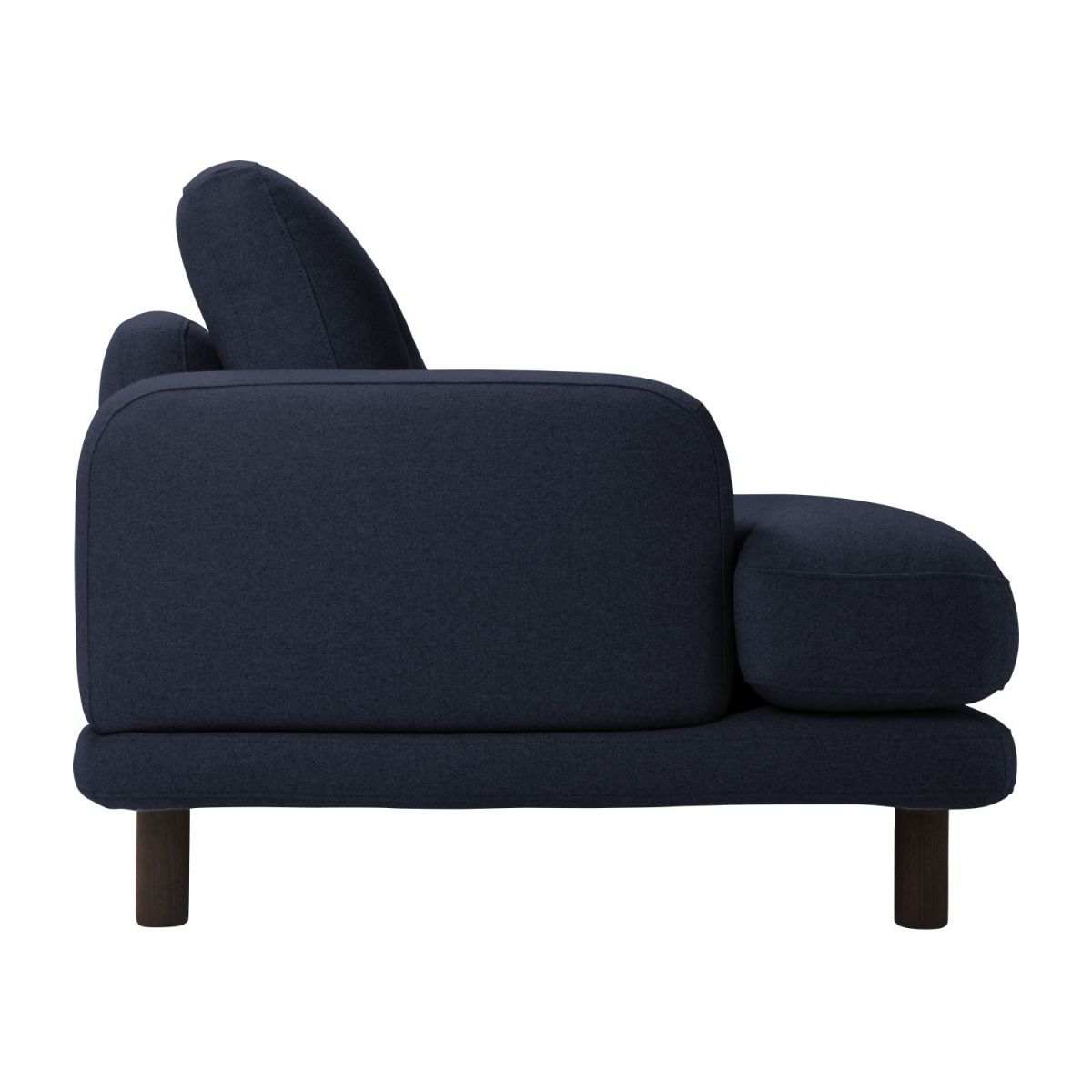 3-seater sofa in wool felt n°4