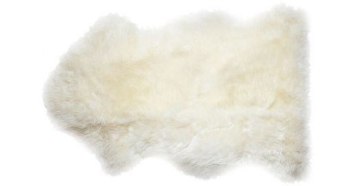 sheepskin tapis en peau de mouton habitat. Black Bedroom Furniture Sets. Home Design Ideas