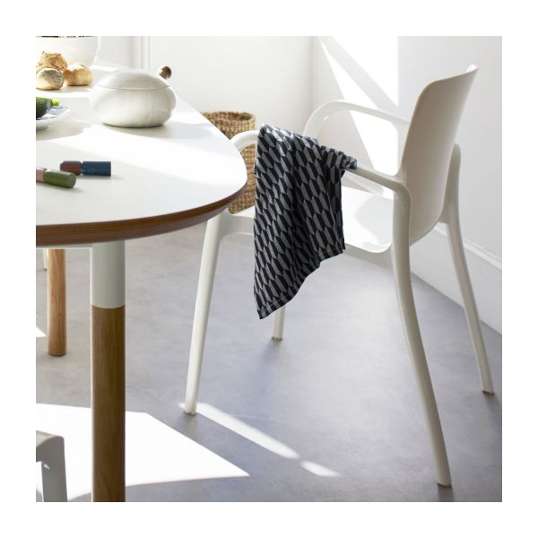 dining room chair with armrests n°4