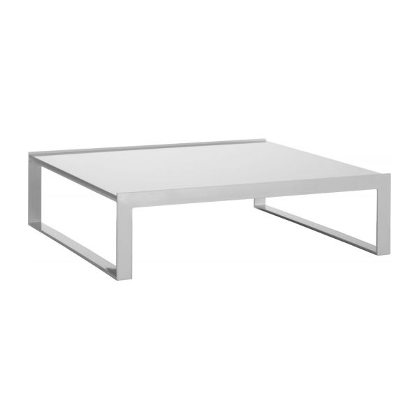 Harris table basse en verre tremp habitat - Table basse en verre habitat ...
