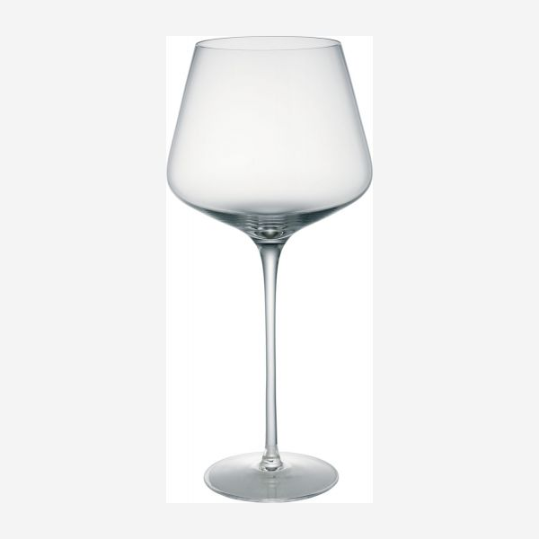 red wine glasses, x4