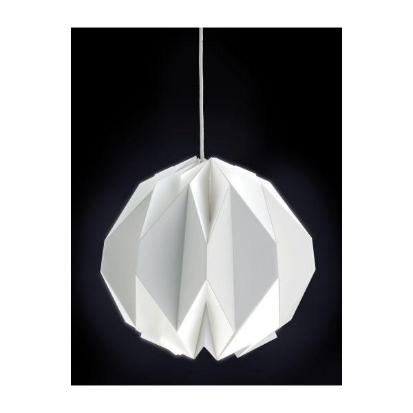 Kura ceiling light fitting white wood wax habitat paper pendant lamp n2 mozeypictures Images
