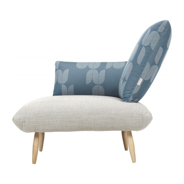 Charming Fabric Armchair N°5 Pictures